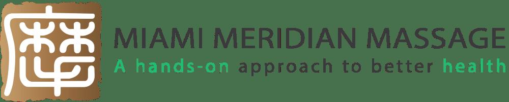 Miami Meridian Massage